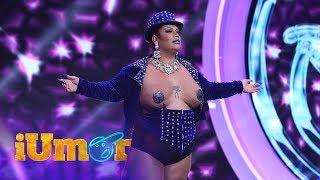 Wendy Superstar, număr senzațional din sâni, la iUmor