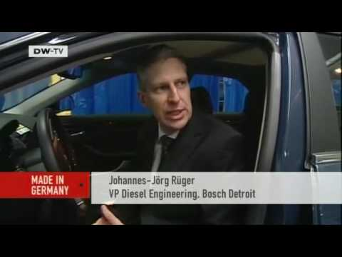 Made in Germany | Detroit Motor Show - America Goes Diesel