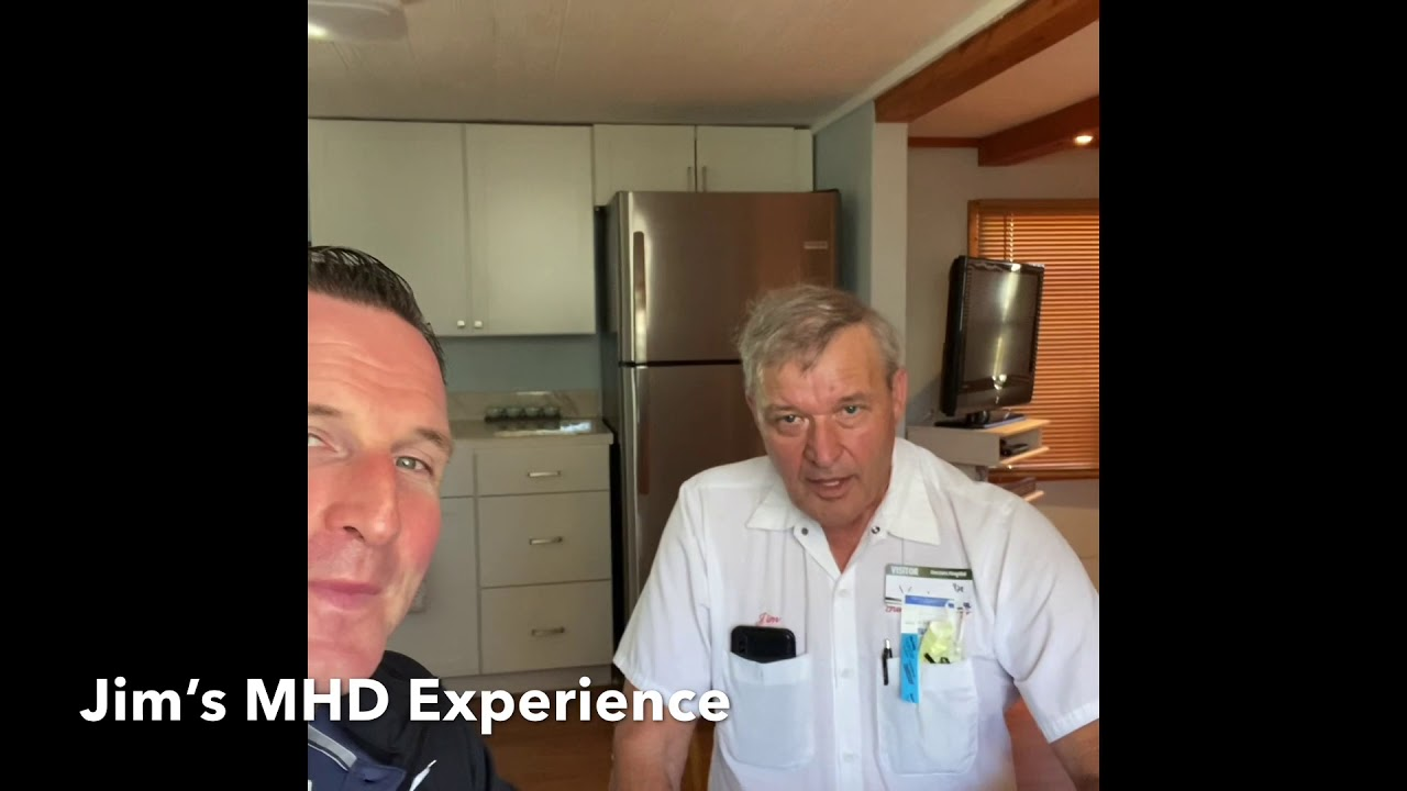 Jim's Mobile Home Dealer Experience