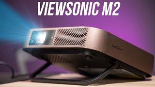 ViewSonic M2 Projektör İncelem…