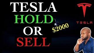 4 reasons to BUY & HOLD TESLA before stock split vs 4 reasons to SELL | TSLA best EV Stocks to buy