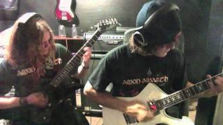 Amon Amarth Varyags Of Miklagaard Dual Cover