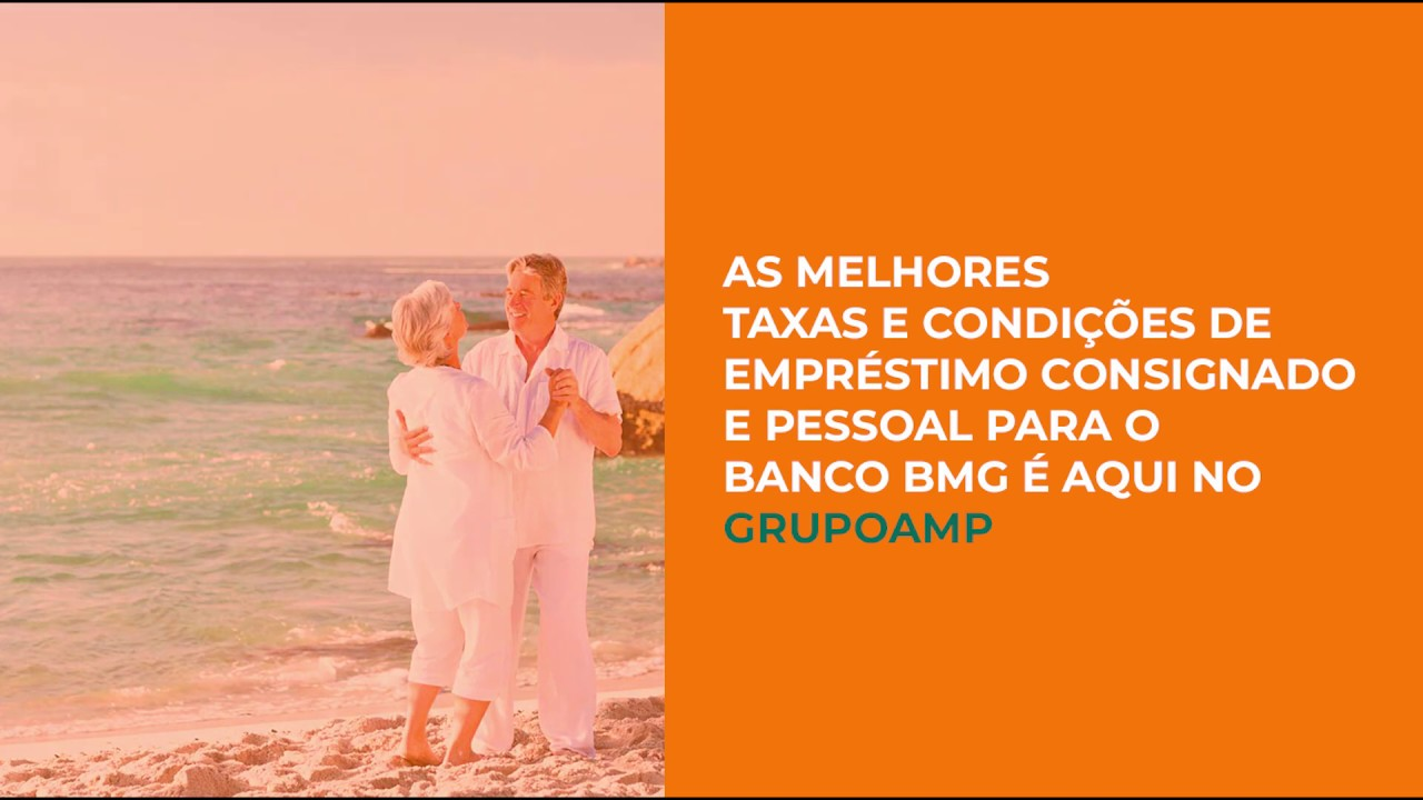 Empréstimo Consignado - Banco BMG | Grupo AMP - YouTube