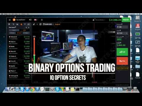 IQ Option - Бинарные Опционы