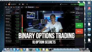 IQ OPTIONS TRADING - BINARY OPTION SECRETS 2017 (BEST IQ OPTIONS STRATEGY 2017)