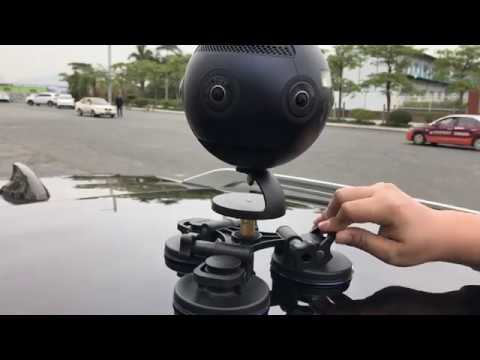 Insta360 Pro - Google Maps Street View ready