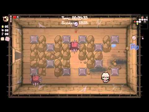 Binding Of Isaac: Afterbirth; Daily #85 [Double Lottery Payout] Played Today (21 Jan)