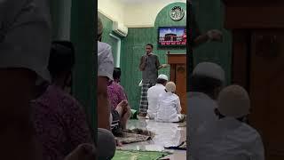 Kultum Subuh Ananda Dimas | Masjid Al Insanul Kamil