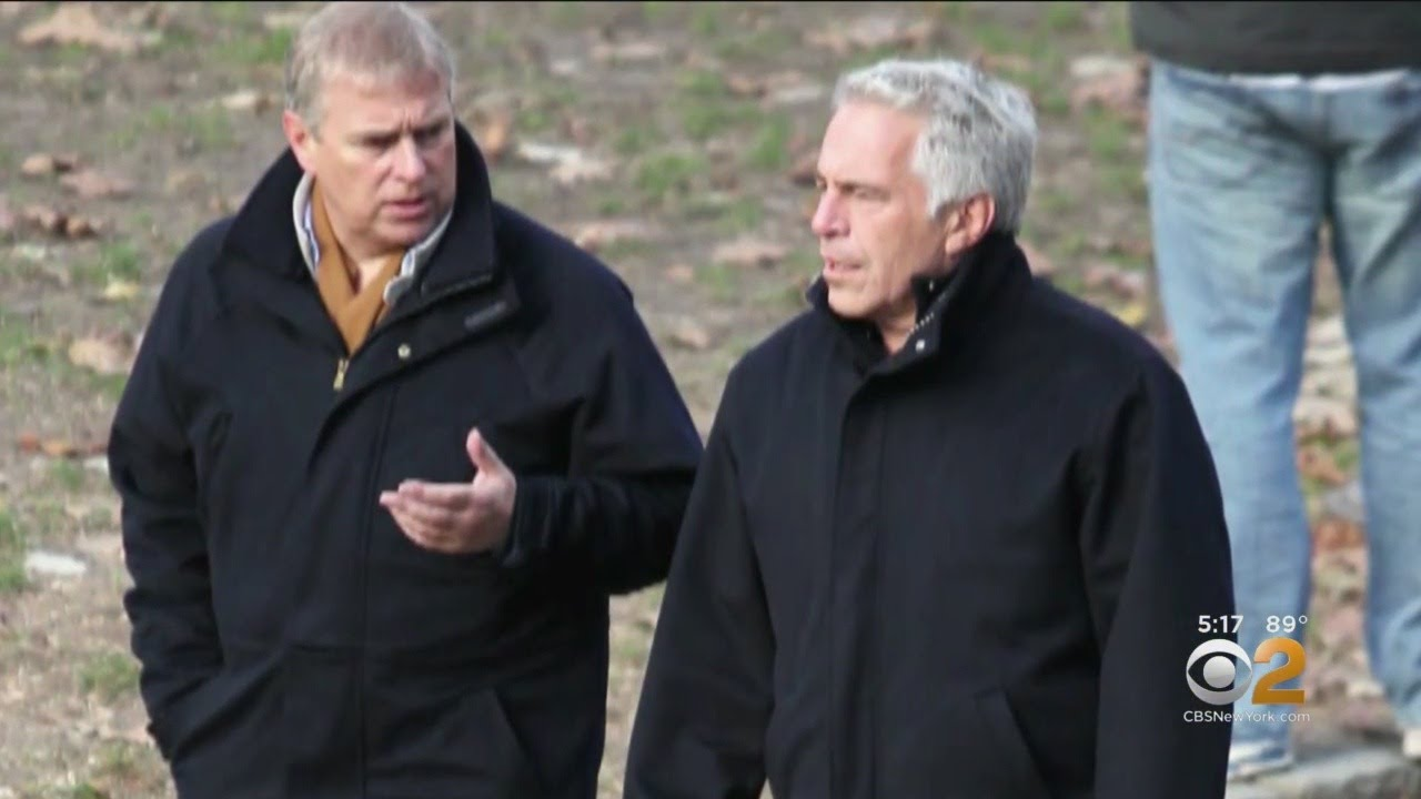 New Video Connects Prince Andrew To Jeffrey Epstein