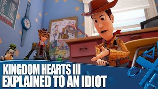Rob Explains Kingdom Hearts 3 To An Idiot