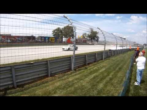 Grand Am racing on the IMS road course