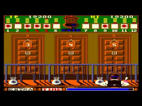 Bank Panic Arcade Gaming LEVEL 1 HD