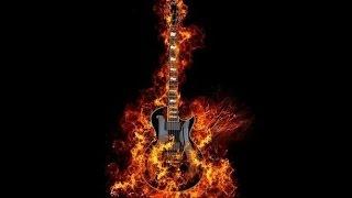 Игра на Гитаре - Потеряный Рай