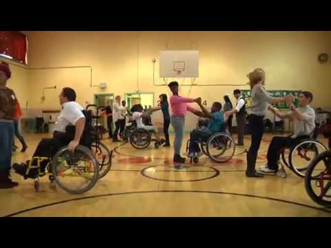 A Day in the Life of Widener Memorial School featuring American DanceWheels