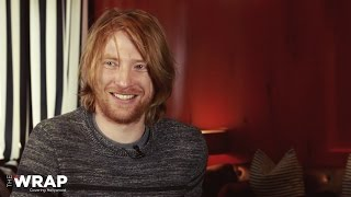 'Ex Machina' Actor Domhnall Gleeson Answers Sci-Fi Wrapid Fire Questions