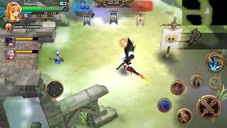 Tales of Thorn: Global - Legion War 3