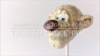 Tigger Cake Pop - Disney's Christopher Robin Collaboration