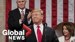 President Donald Trump State of the Union FULL 2019 address