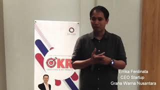 Testimoni Peserta Pelatihan OKR Certified Practitioner Training Course   Jimmy Sudirgo