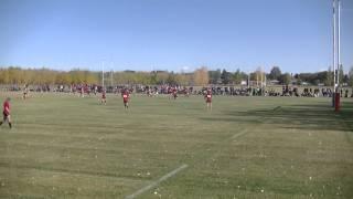Pandas Rugby vs Dinos (2015) Clip 2