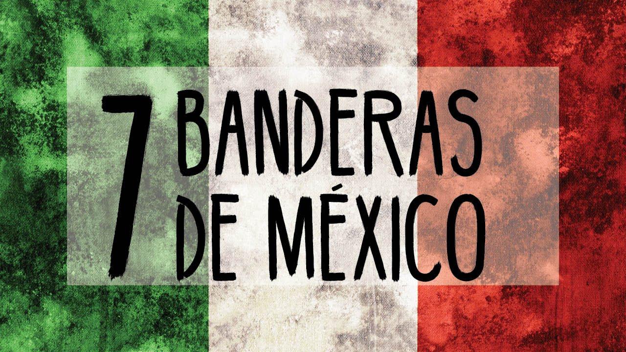todas las modificaciones de la bandera de mexico