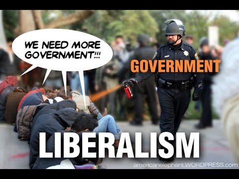 Classical Liberal vs  Social Liberal