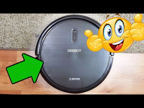 Ecovacs Deebot N79s TESTS and REVIEW - Robot Vacuum