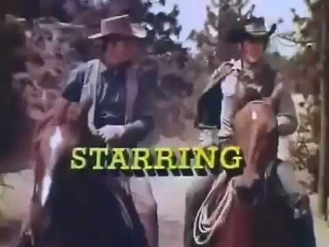 """""""Laramie"""" US TV series (1959--63) intro / lead-in"""