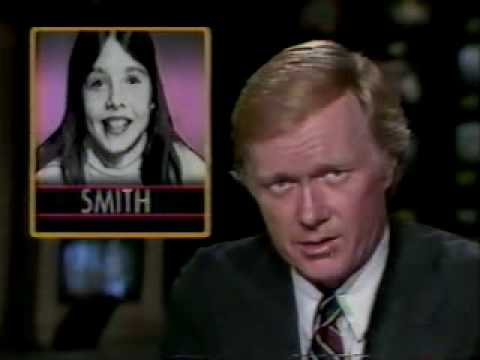1985 SAMANTHA SMITH YOUNG AMBASSADOR  BROADCAST ABOUT DEATH W