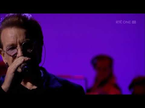 "U2 - ""You're the Best Thing About Me"" 