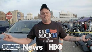 Kid Rock For Senate & The Equifax Cyber Attack  VICE News Tonight Full Episode (HBO)