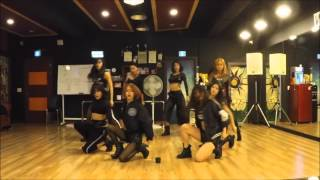 Ailee - mind your own business (dance mirror ver)