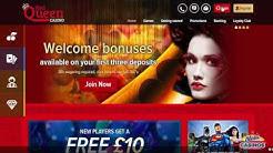 Inside Red Queen Casino - How it works?