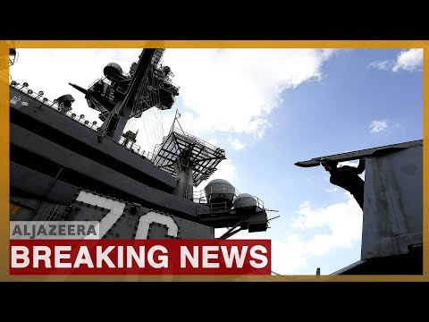 🇺🇸 US deploys warships, bombers to Middle East to pressure Iran | Al Jazeera English