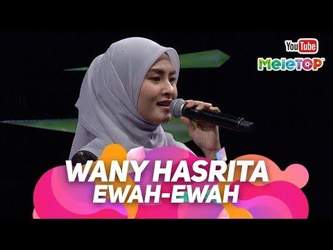 Ewah-Ewah Wany Hasrita di MeleTOP | Persembahan Live MeleTOP | Nabil & Neelofa