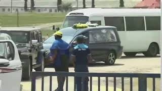 TEARS AS PASTOR DARE ADEBOYE GOES HOME