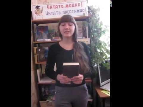 Изображение предпросмотра прочтения – АнастасияНиколаенкова читает отрывок изпроизведения «Мцыри» М.Ю.Лермонтова