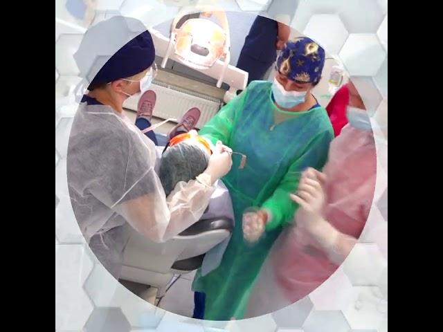 Practiculum Implantologii Sezon X Grupa A sesja 4 zabieg 5