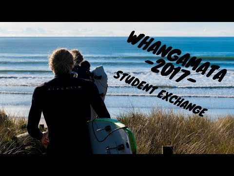 161 Days in New Zealand  / School exchange 2017 / GoPro Edit
