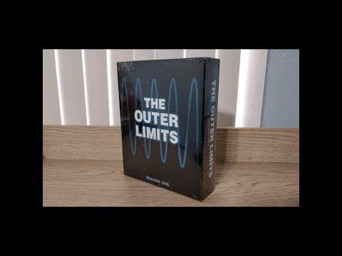 The Outer Limits Season One Blu-Ray Unboxing - Kino Lorber -