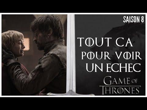 "Download L'Instant ""Game Of Thrones"" : Season 8 Episode 5 : LE PROBLÈME JAIME & CERSEI ? (Analyse)"