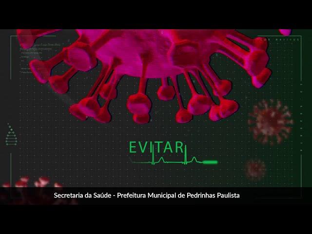 Covid-19 | Secretaria da Saúde |  Prefeitura Municipal de Pedrinhas Paulista