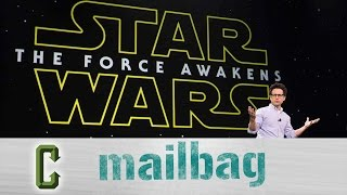 Collider Mail Bag - How Much Will Abrams Be Involved After The Force Awakens?