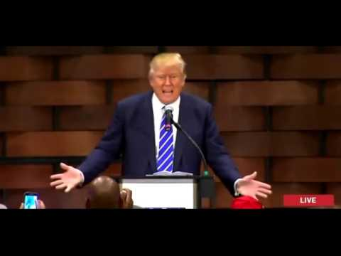 FULL Speech: Donald Trump speaks to African American Chamber of Commerce in South Carolina 09/23/15