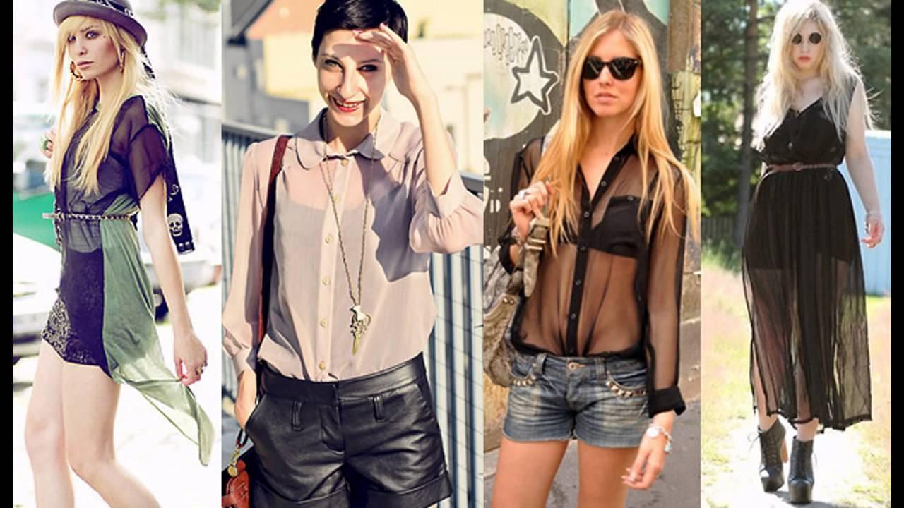 Outfits De Moda Para Antro Mujer