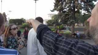Фотопрогулка по обновленной ВДНХ // Школа фотографии OPEN FOTO(Видео с фотопрогулки
