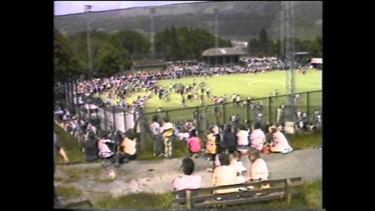 Rhondda Enterprise Video News -1987- Ferndale & Trealaw