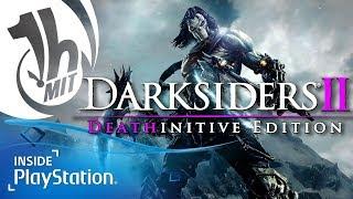 Darksiders 2 PS4 Pro Gameplay: Der Tod steht ihm gut!   1 Stunde mit   Deathinitive Edition