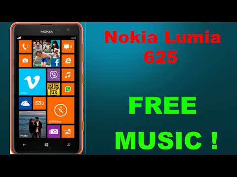 How to download music on a Nokia Lumia 625 for free !!!! (NO APP DOWNLOAD!!!!)
