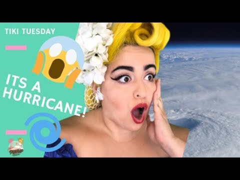 It's a Hurricane!! – Hurricane Cocktail